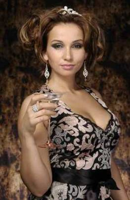 Anfisa Chekhova most beautiful jade