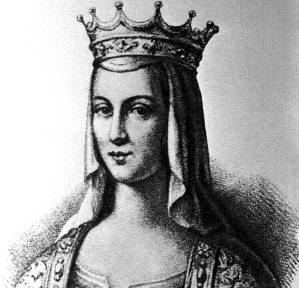 Anna Yaroslavna. Queen of France.